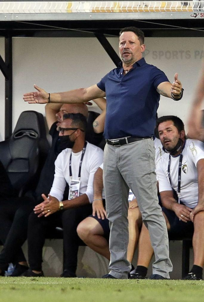 Paulo Sérgio confessa que descida do Portimonense na última jornada
