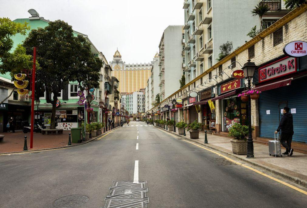 Covid-19: Macau perde sete mil trabalhadores não-residentes desde início da pandemia