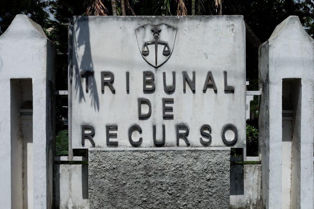 Tribunal de Recurso timorense considera inconstitucional decreto sobre vigilância sanitária