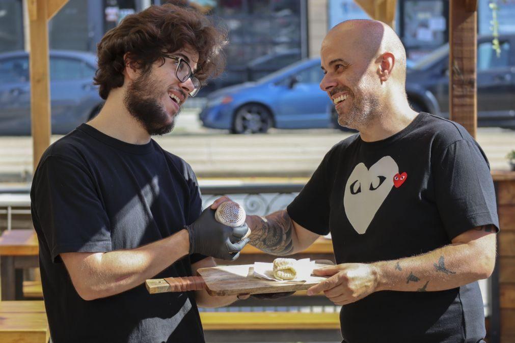 Recriação de doce tradicional de Aveiro é sucesso no Canadá