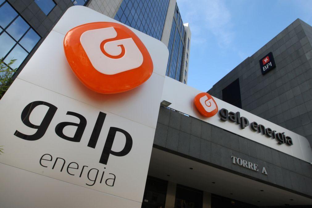 Galp teve prejuízos de 22 milhões no primeiro semestre do ano