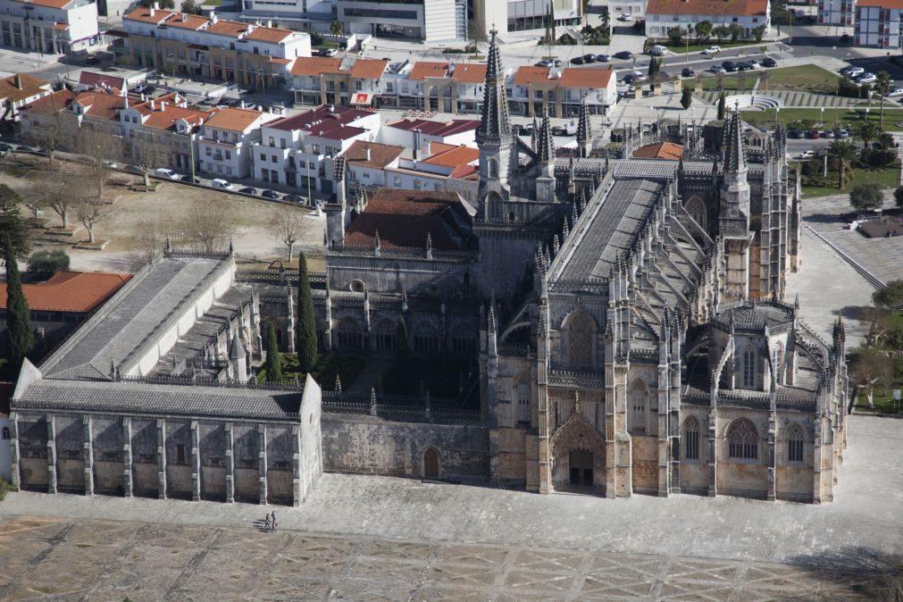 Dias do confinamento do Mosteiro da Batalha inspiram livro de fotografia