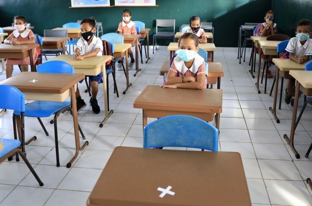 Covid-19: Governo timorense promove regresso às aulas em segurança