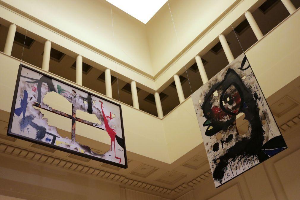 Classificadas as obras de coleção Miró como bens de interesse público