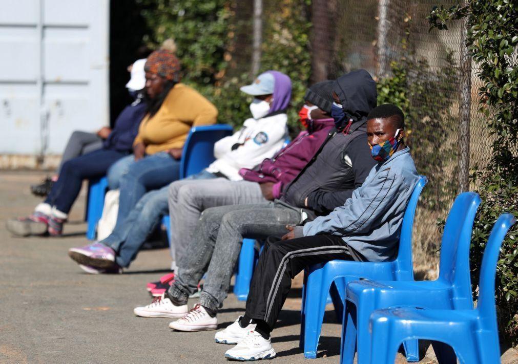 Covid-19: Número de mortos em África sobe para 17.747 em mais de 846 mil casos