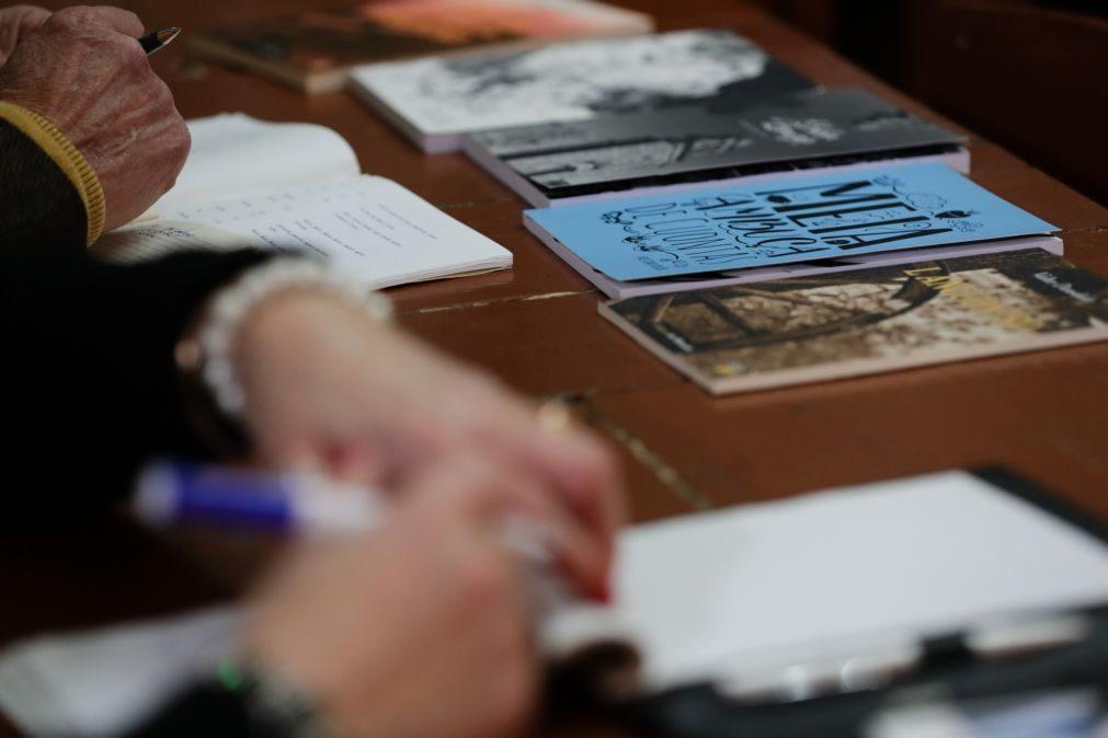 Concurso de bolsas de criação literária dispõe de 180 mil euros para 18 projetos