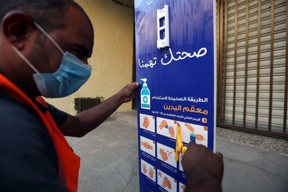 UE destina 35 ME e 40 toneladas de material médico ao Iraque