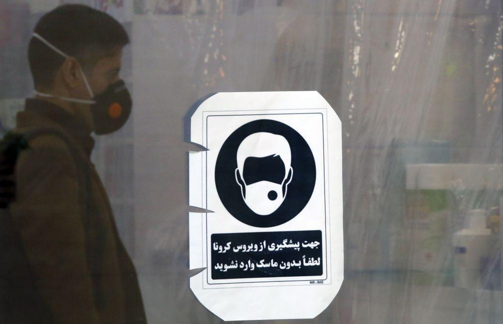 Covid-19: Irão com mais 212 mortos e 2.434 novos contágios em 24 horas