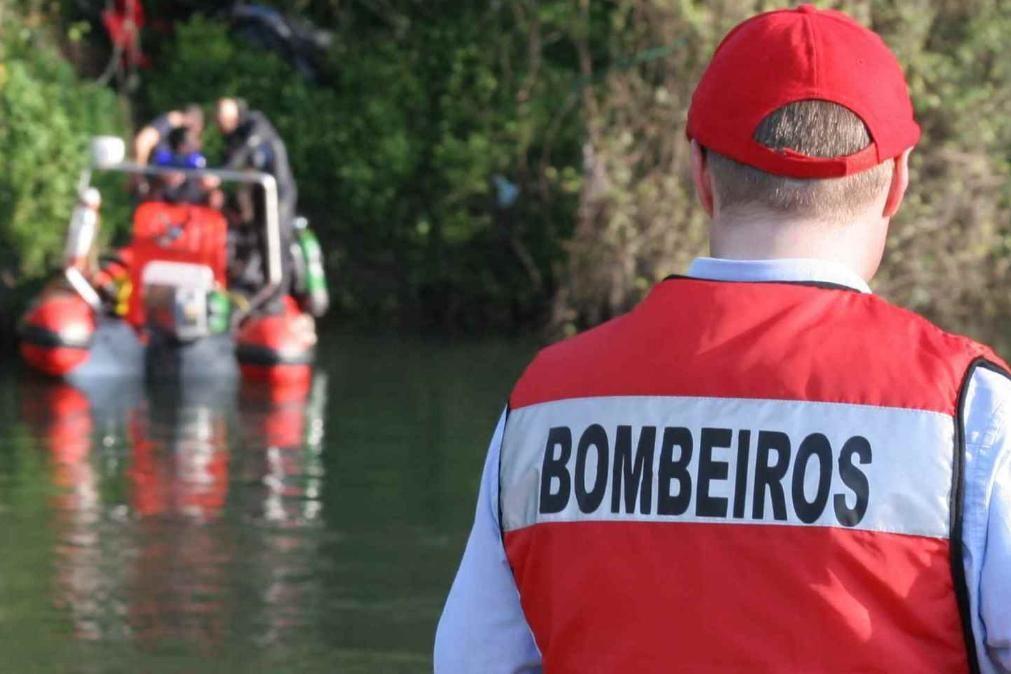 Pai de quatro filhos cai de canoa e morre afogado no rio Cávado