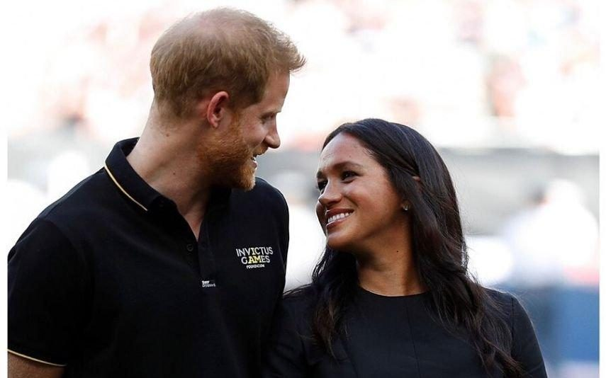 Harry e Meghan Revelados novos detalhes do primeiro encontro