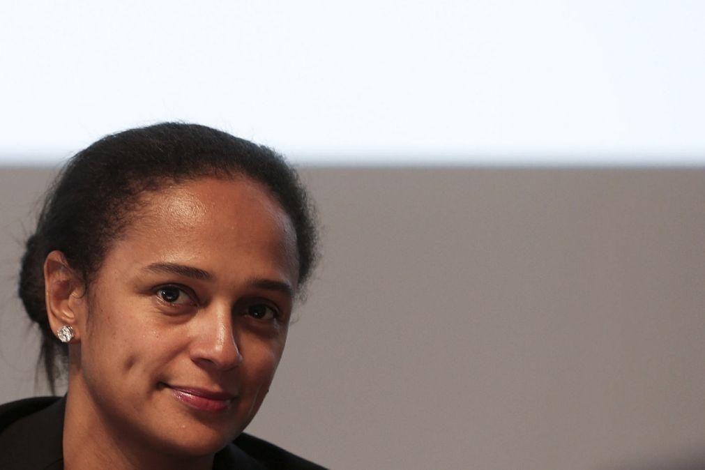 Isabel dos Santos afirma que Unitel deve dinheiro a uma das suas empresas