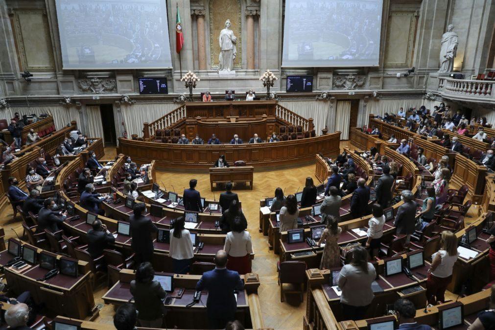 PCP foi recordista nos projetos de lei aprovados no ano parlamentar, PSD em segundo