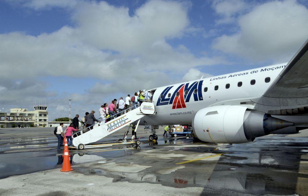 Covid-19: Linhas Aéreas de Moçambique realizam voo para repatriamento de moçambicanos em Portugal