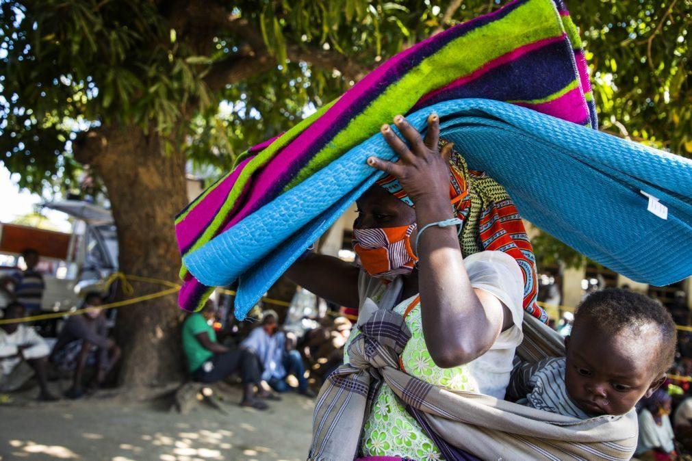 Covid-19: Vendedores dos mercados da cidade moçambicana de Pemba estão mais expostos a doença -- inquérito