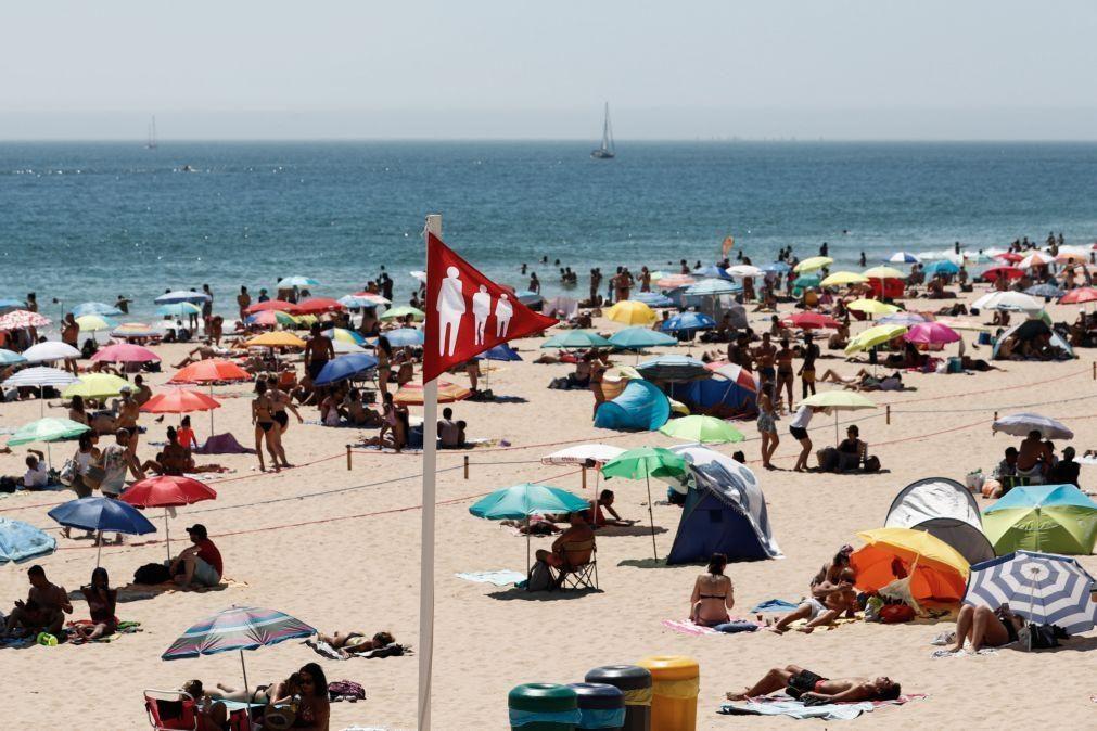 Meses de fevereiro e maio foram os mais quentes dos últimos 89 anos em Portugal