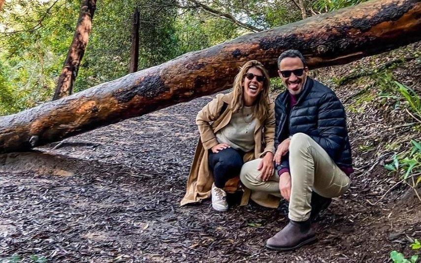 Rita Rugeroni Mulher de Pedro Ribeiro elogia profissionalismo do marido e manda boca à TVI: «O segredo é sair de cena»