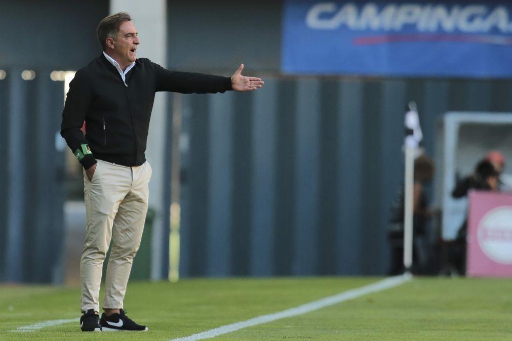 Carlos Carvalhal e Sporting de Braga