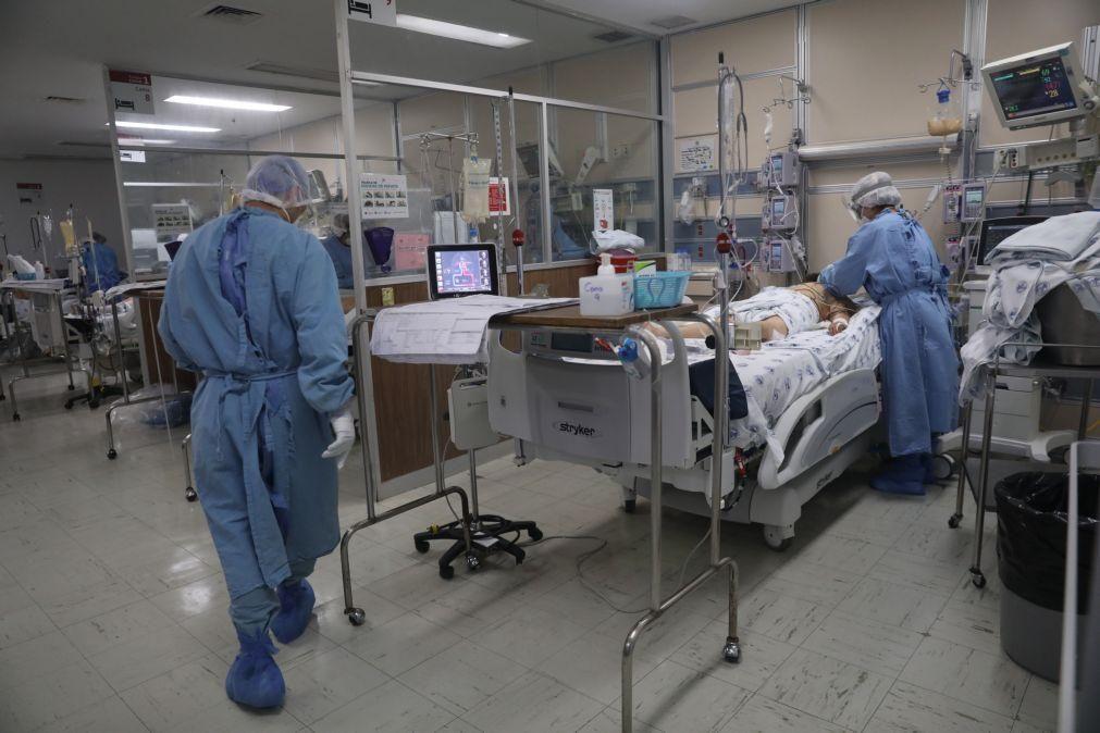 Covid-19: México regista 342 mortos e 4.973 infetados nas últimas 24 horas