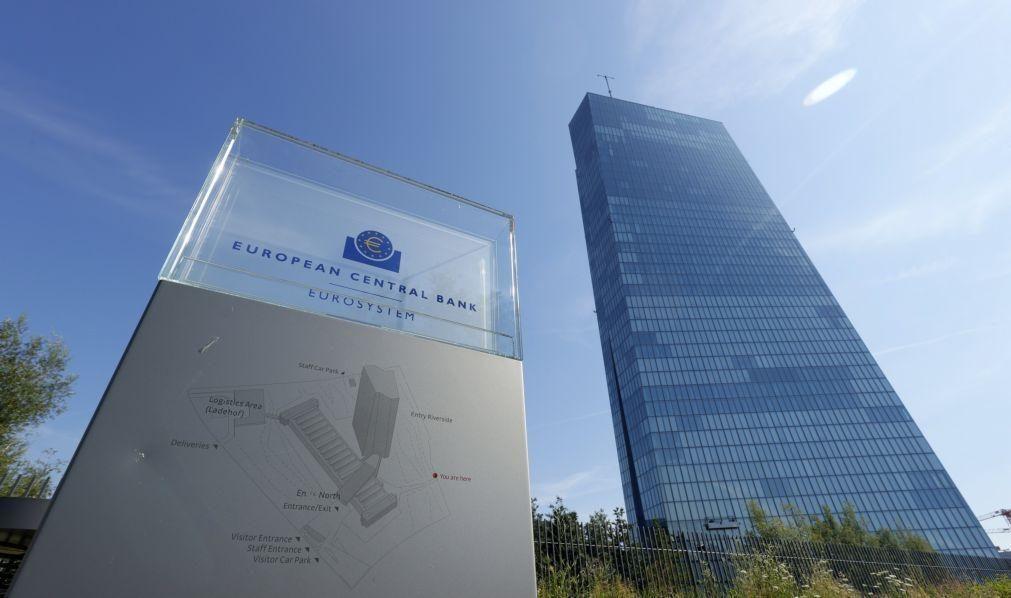 Banco Central Europeu prolonga recomendação para bancos não pagarem dividendos até final do ano