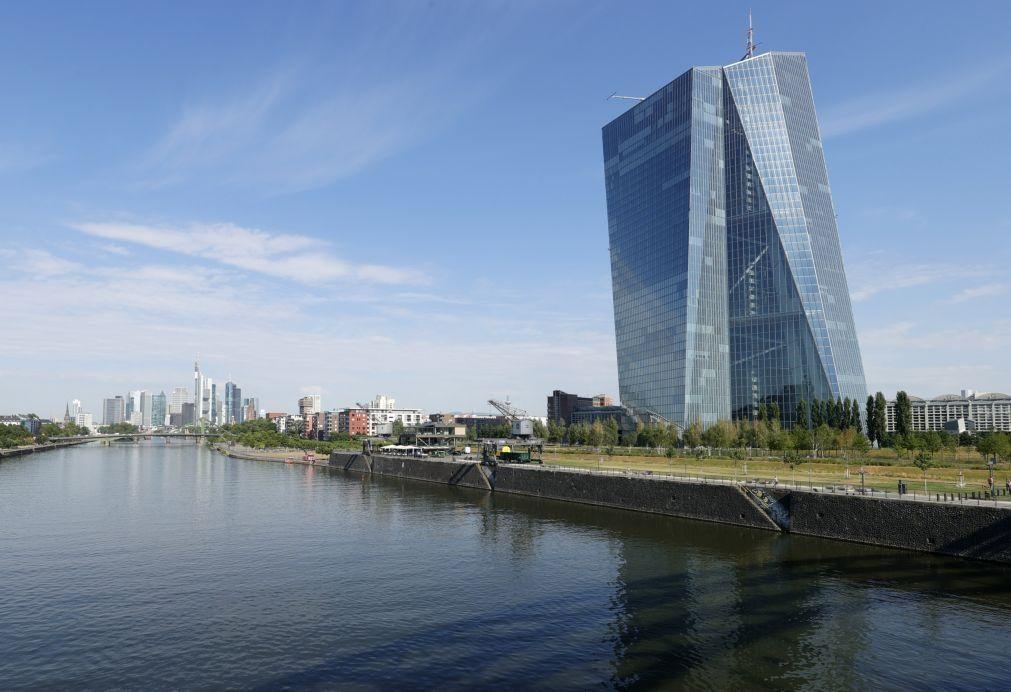 Covid-19: Banca europeia está