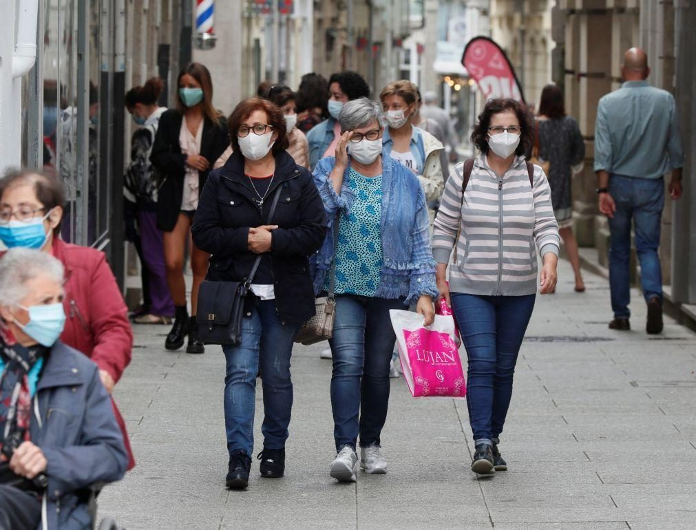 Viajantes de Portugal e norte de Espanha terão de fornecer contactos para visitar Galiza