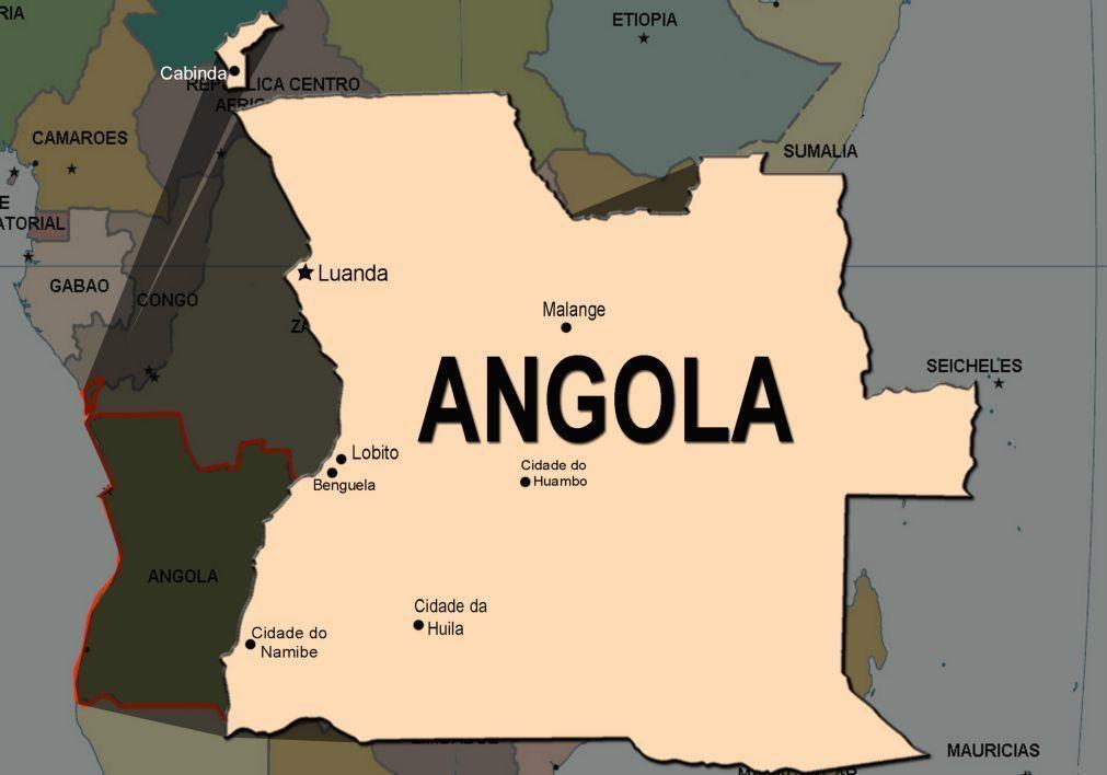 Independentistas de Cabinda anunciam 10 mortes em
