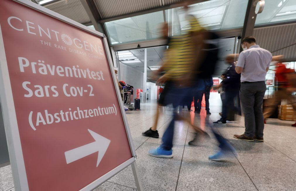 Covid-19: Alemanha regista 633 novos casos e autoridades manifestam