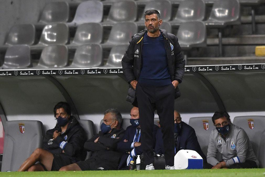 Conceição vê FC Porto