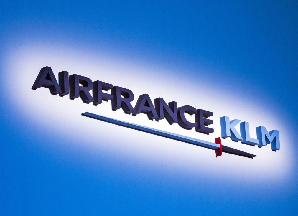 Grupo Air France-KLM aumenta oferta para aeroportos do Porto, Lisboa e Faro em agosto