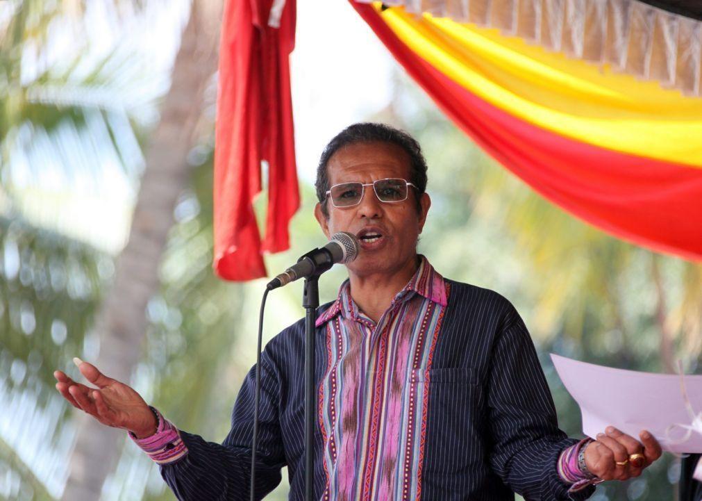 Covid-19: PM timorense pede ajuda ao parlamento para aprovar leis para controlo da doença