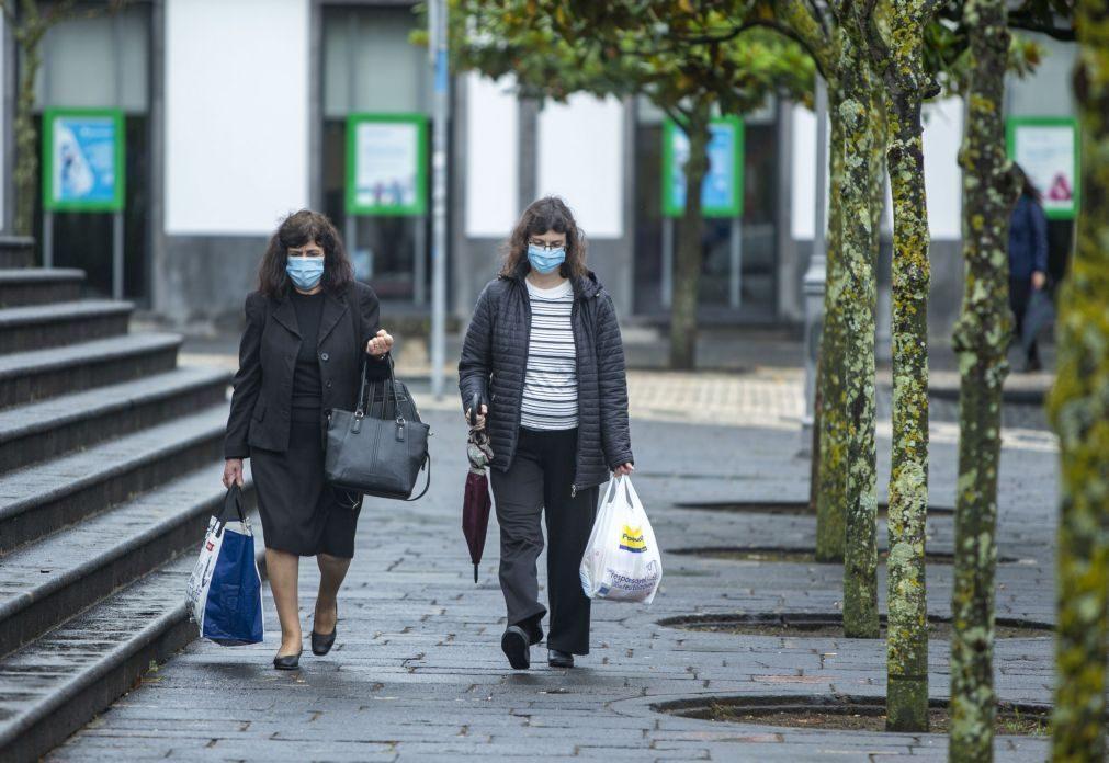 Covid-19: Diagnosticados seis novos casos num só dia nos Açores