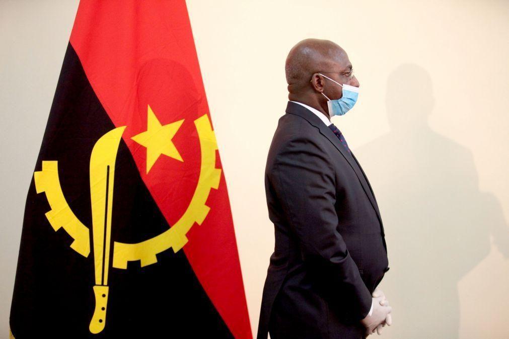 Chefe da diplomacia angolana admite papel pouco ativo da comunidade económica da África Central