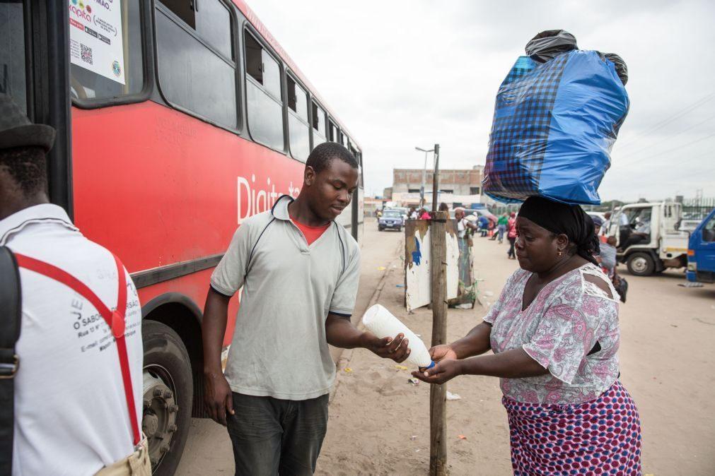 Covid-19: Moçambique com 19 novos casos, total acumulado sobe para 1.720