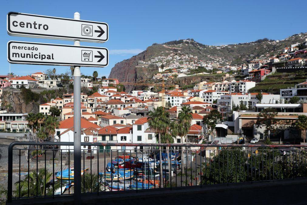 Covid-19: Passageiros que recusem teste na chegada à Madeira ficam em confinamento obrigatório