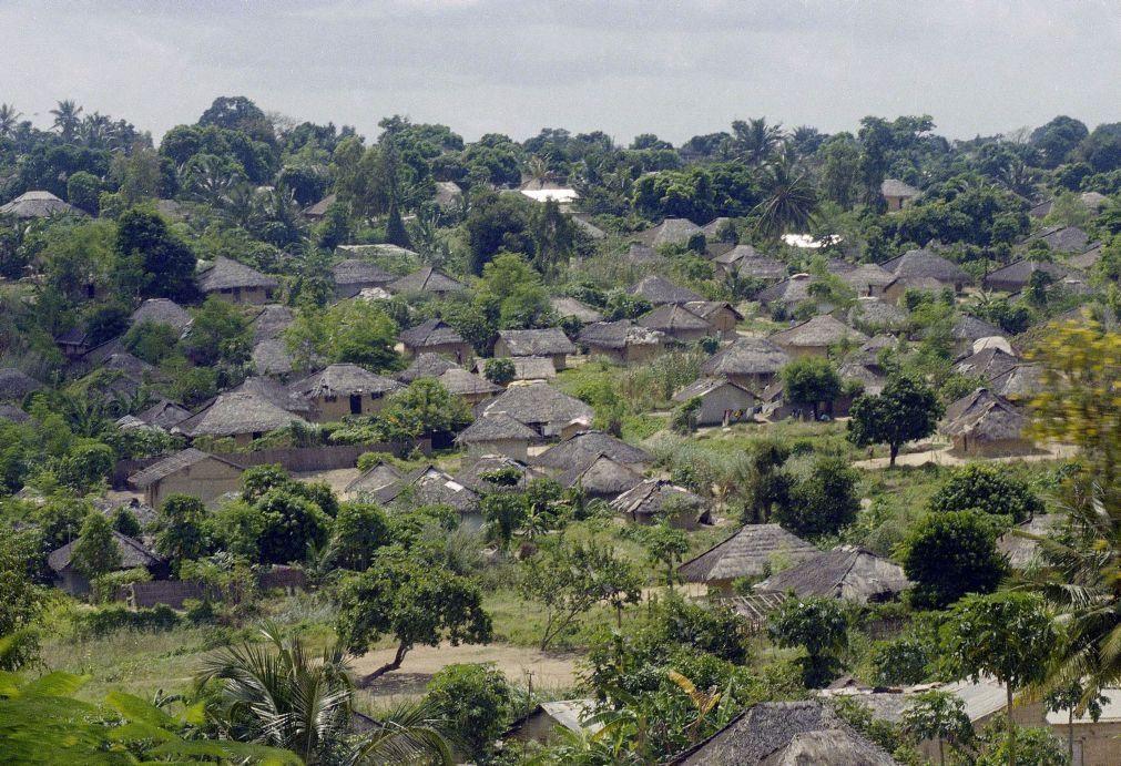 Moçambique/Ataques: Província de Nampula é
