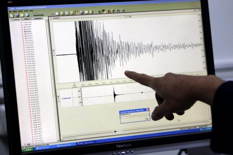 Sismo de magnitude 5,5 na escala de Richter no Chile
