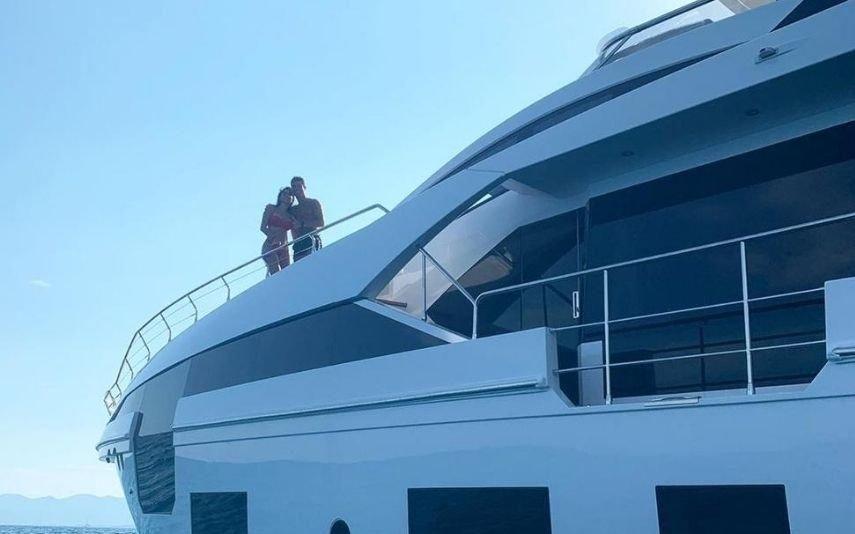 Cristiano Ronaldo Os pormenores do iate de luxo que custa cerca de 6 milhões de euros