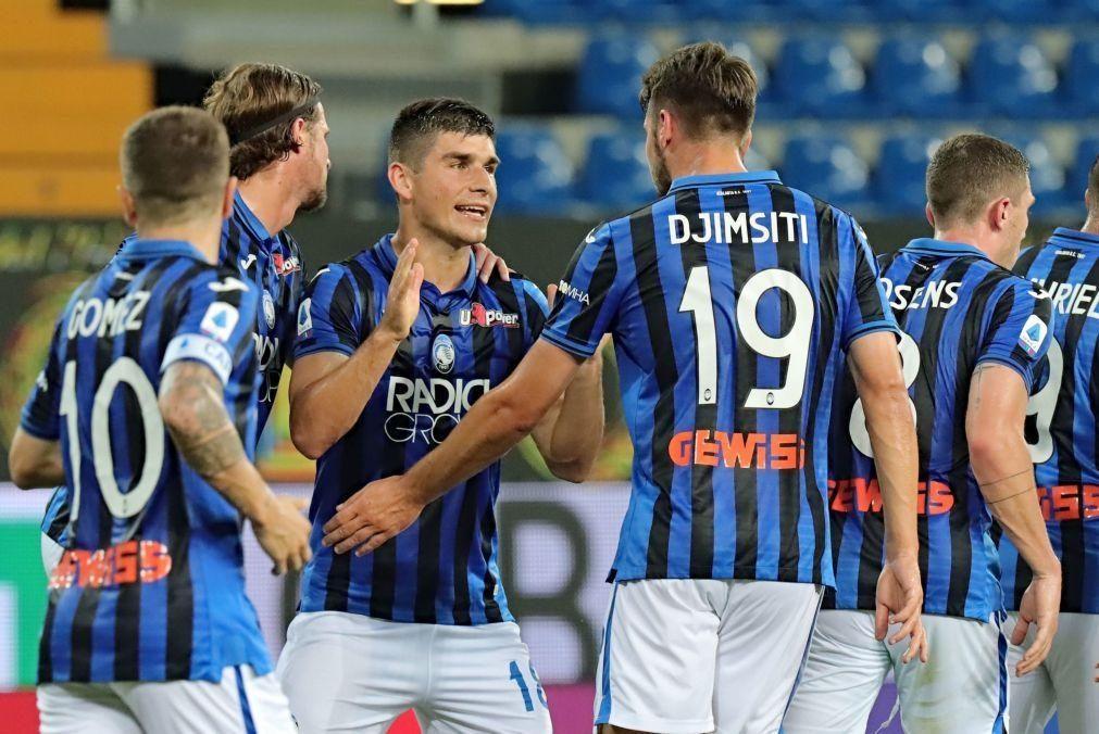 Atalanta e Inter Milão vencem e definem pódio da Serie A na última jornada