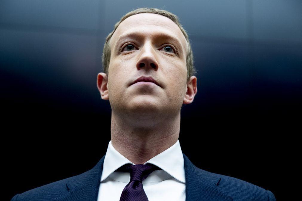 Zuckerberg diz que o Facebook não teria tido sucesso sem leis que encorajam a concorrência