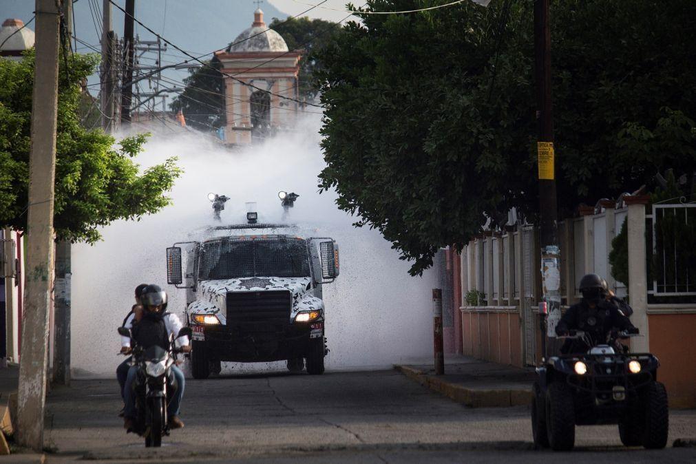 Covid-19: México com mais de 400 mil casos e perto de atingir 45 mil mortes