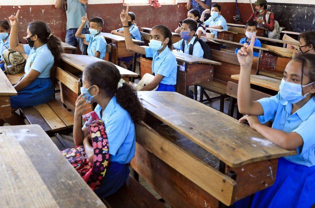 Governo timorense aprova acordo com Banco Mundial para apoiar setor educativo
