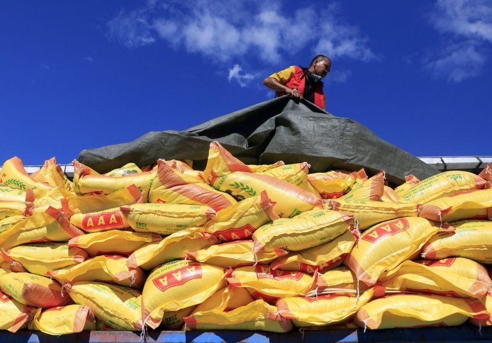Covid-19: PAM alerta para riscos da pandemia nas condições alimentares em Timor-Leste