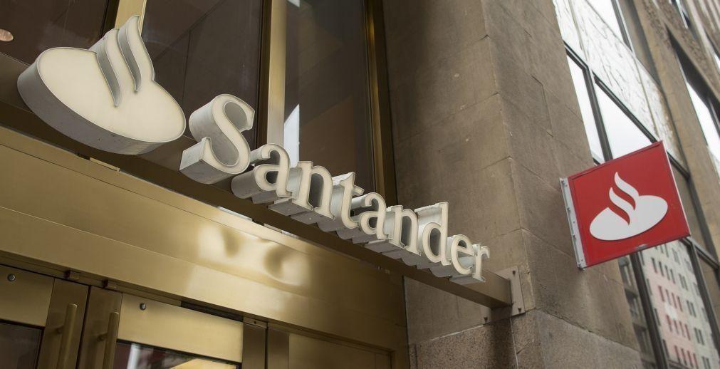 Lucros do Santander Totta caem 37% para 172,9 ME até junho