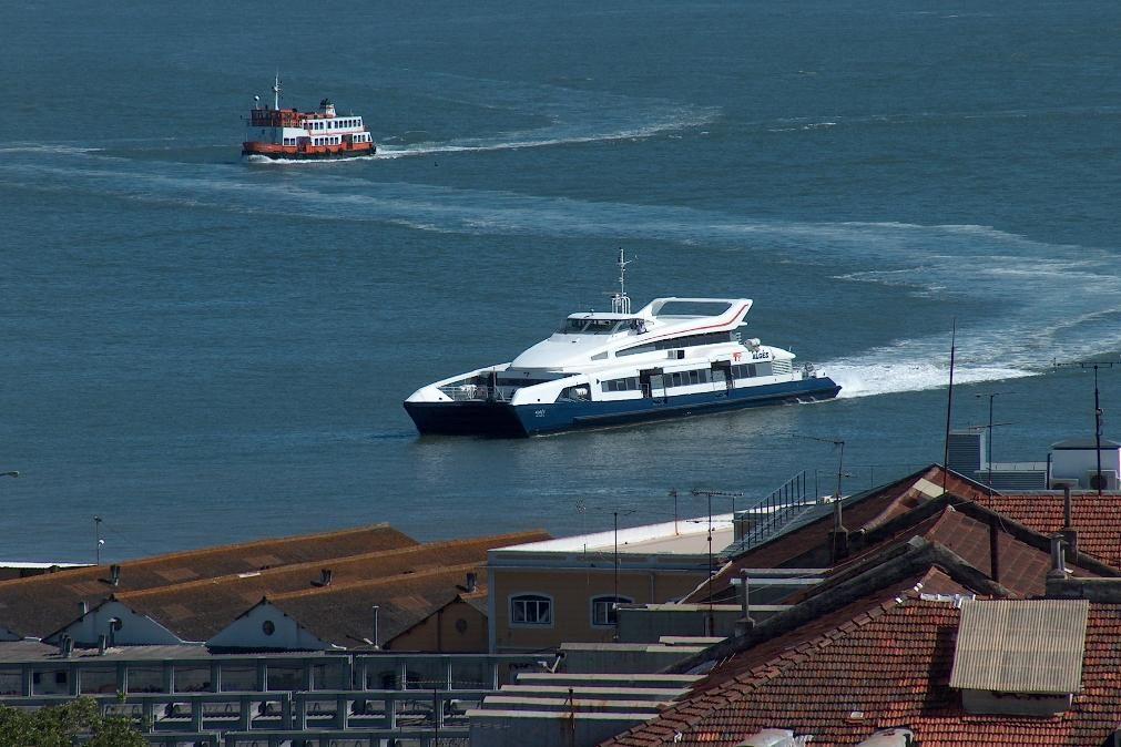 Dez novos navios elétricos a caminho da Transtejo