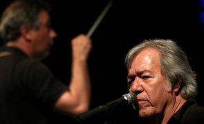 Sérgio Godinho celebra 75 anos com concerto em Lisboa