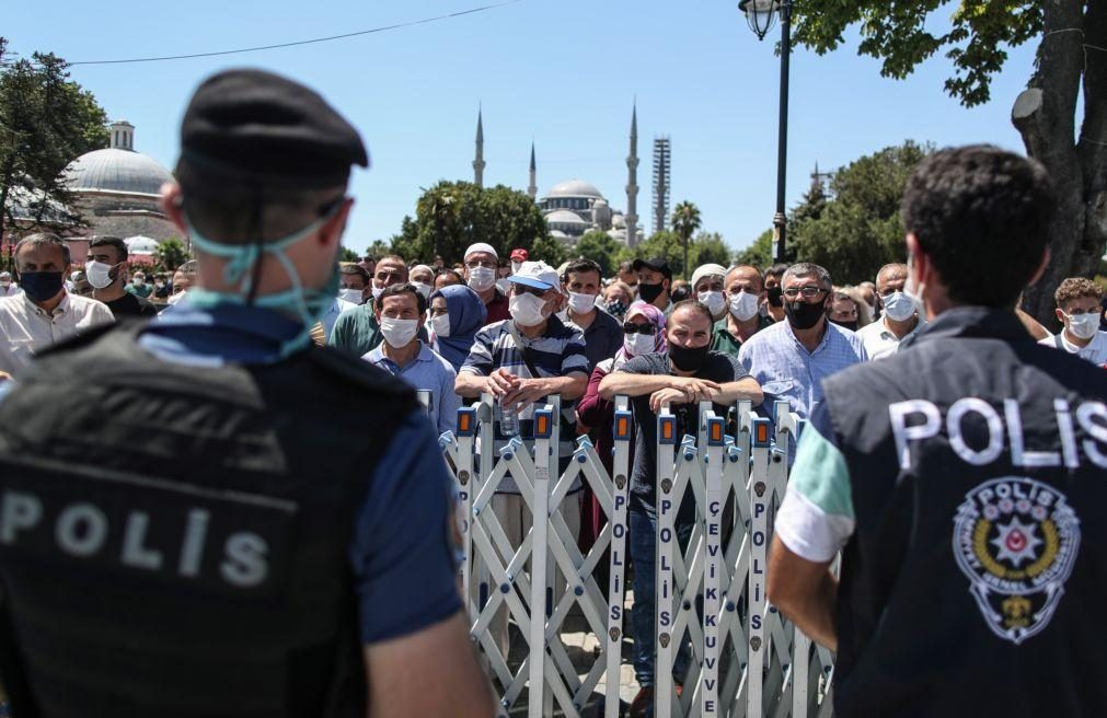 Human Rights Watch apela à Turquia para tomar medidas contra tortura