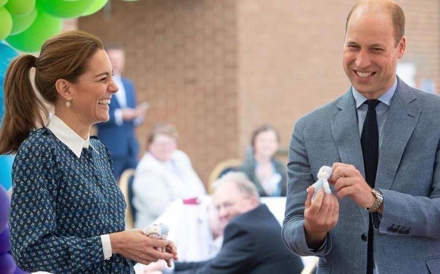 Príncipe William Este foi o pior presente que William alguma vez deu a Kate