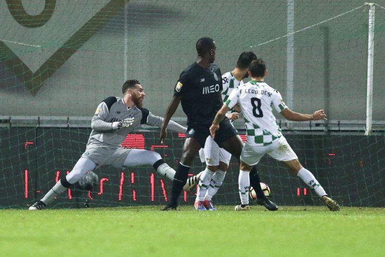 Moreirense bate FC Porto e está nas meias-finais da Taça da Liga