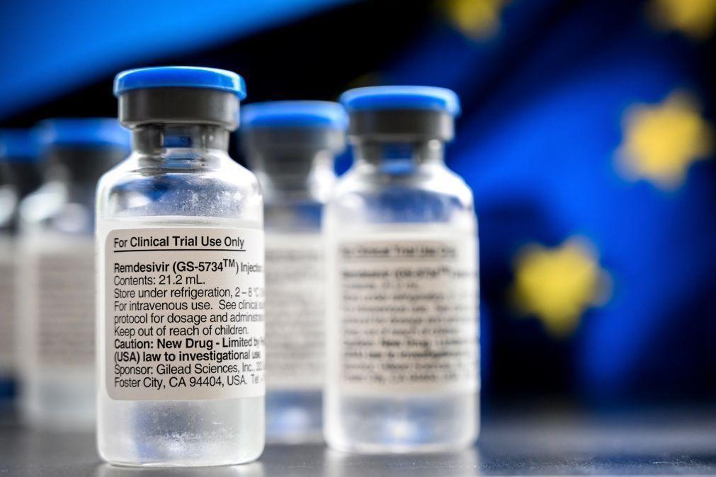 Covid-19: SNS já tratou 133 doentes com Remdesivir