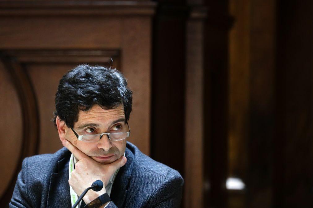 Novo Banco: António Ramalho disponível para ir ao parlamento